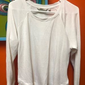 Athleta Criss Cross sweatshirt size M